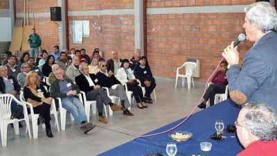 La convenci�n el PRS aprob� conformar un frente electoral