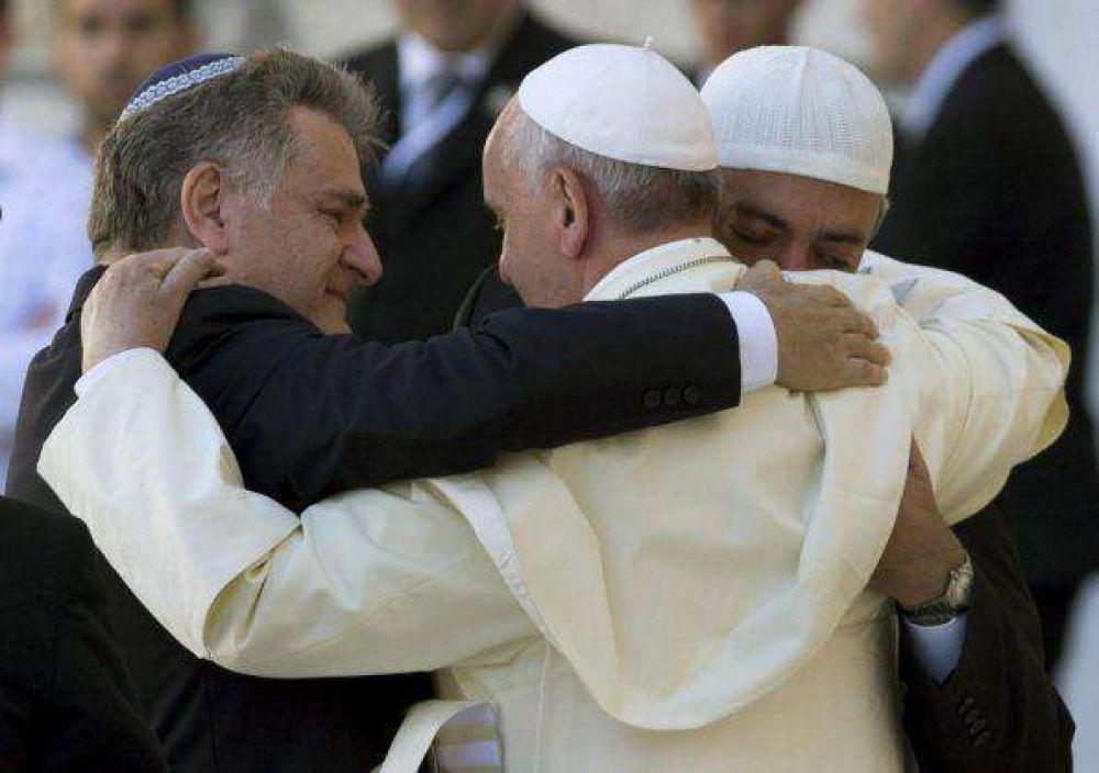 Solidaridad de la comunidad judía con los cristianos perseguidos