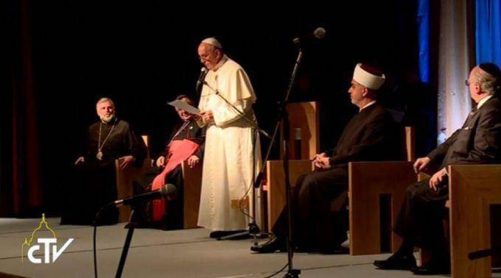 El diálogo interreligioso, condición indispensable para la paz