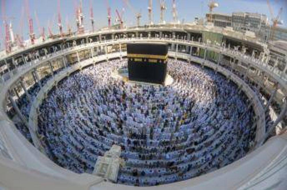 La Meca recibirá 1,4 millones de peregrinos
