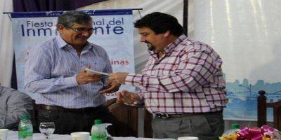 Closs entregará subsidios a asociaciones y cheques del INET en Posadas