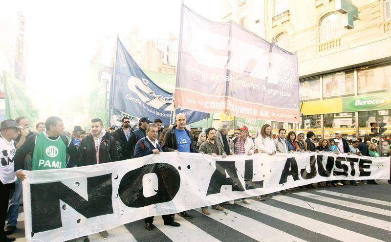 El paro en Jujuy va a ser masivo