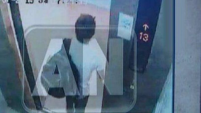 Un video muestra a Lagomarsino ingresando al edificio de Nisman