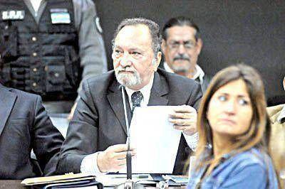 Con Demarchi en el centro de la escena comenz� el juicio por los cr�menes de la CNU