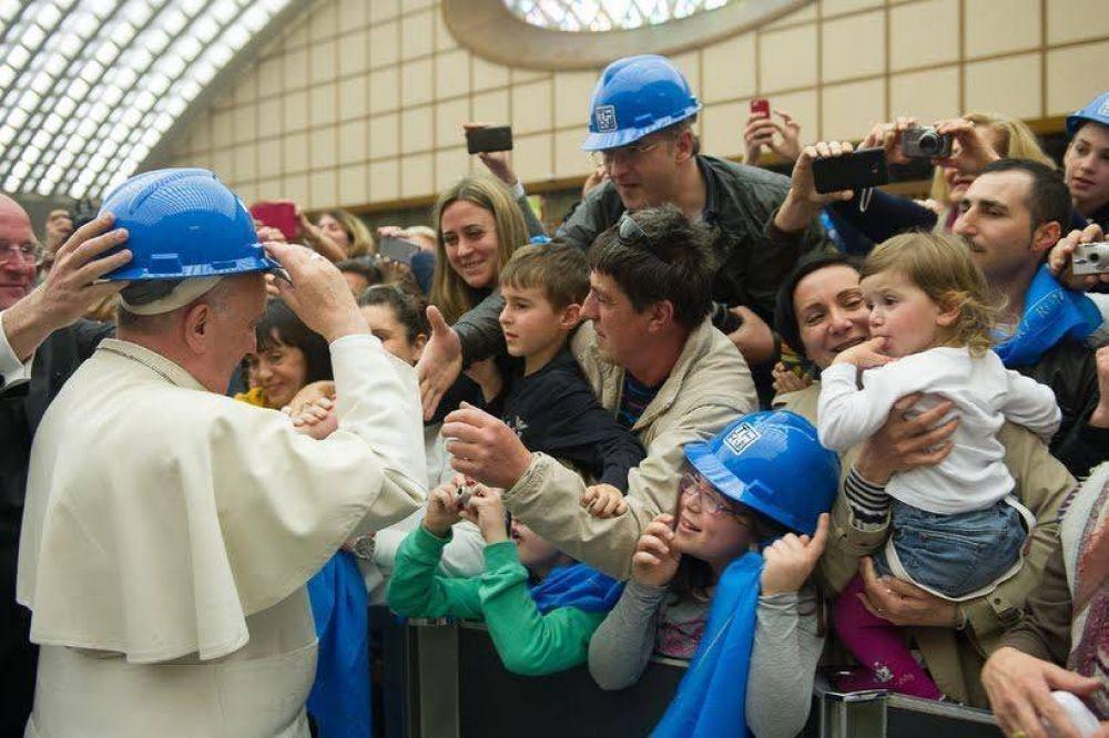 Papa Francisco: 3 claves del trabajo digno en un mundo globalizado