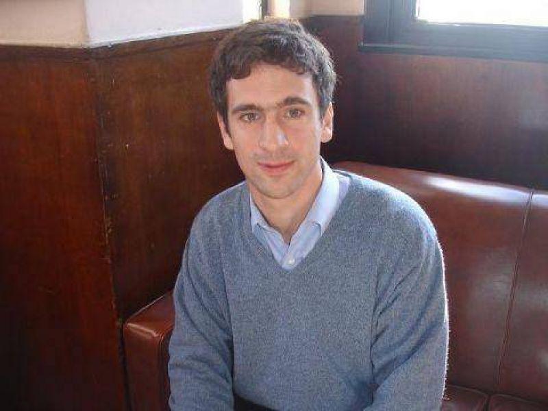 Lucas Monacci ser� Director de Recaudaci�n.
