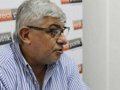 """Luis Patiño, sobre el choque de trenes: """"No es solamente un atentado a Randazzo sino al país"""""""