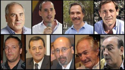"""Los candidatos del Frente Renovador y el armado PRO-UCR a la espera de definiciones """"de arriba"""""""
