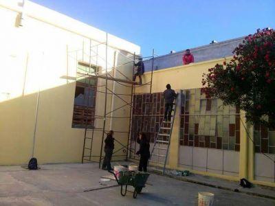 Inaugurar�n refacciones en la Manzana de las Artes