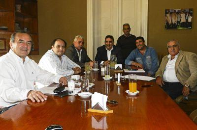 Prospera el acuerdo electoral entre el intendente de Los Altos y el Gobierno Provincial
