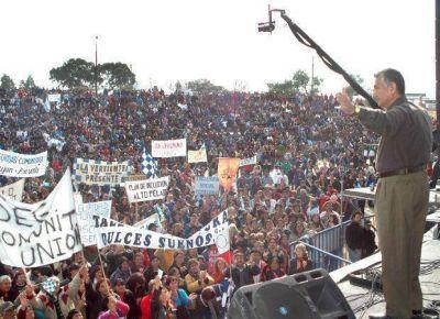Trabajadores de Inclusión Social celebraron 12 años de labor