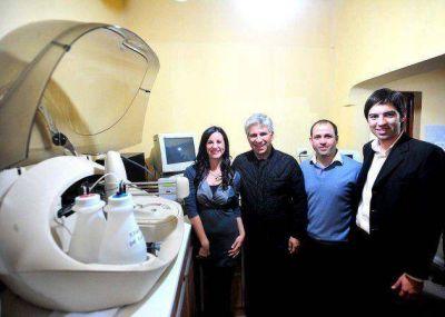 Poggi inauguró 10 nuevas empresas más en la ciudad de San Luis