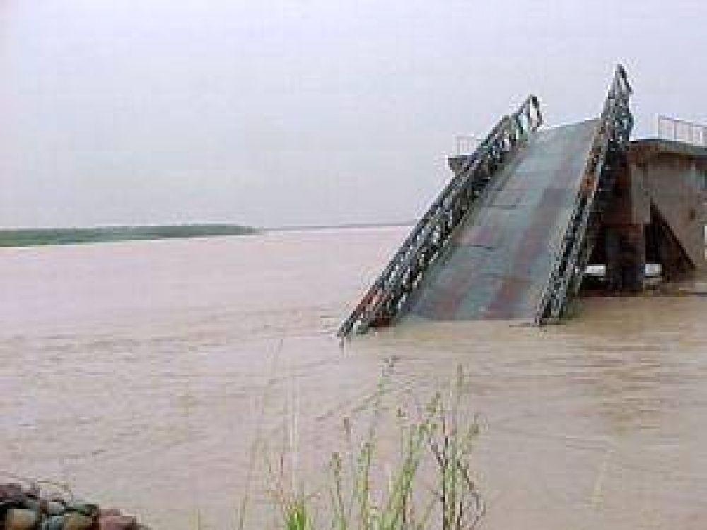 En octubre se podrá cruzar a Formosa por el nuevo puente General Lavalle