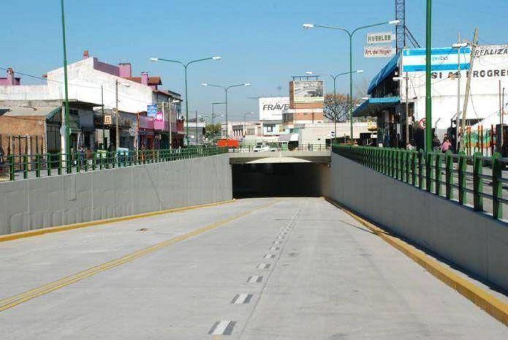 El túnel de Boulogne será inaugurado el jueves 6.