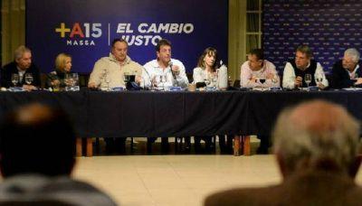 Las dudas de Massa complican el plan de campaña de De la Sota
