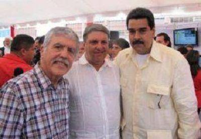 Con Cheppi hay futuro, como en Venezuela
