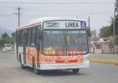 El paro del transporte también se sintió en La Rioja