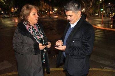 Delgado irá como diputado con Ana María en Rivadavia