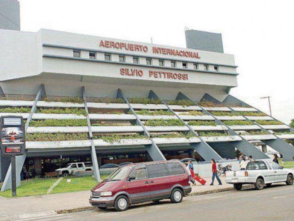 El Papa no pasará por el edificio del aeropuerto Silvio Pettirossi