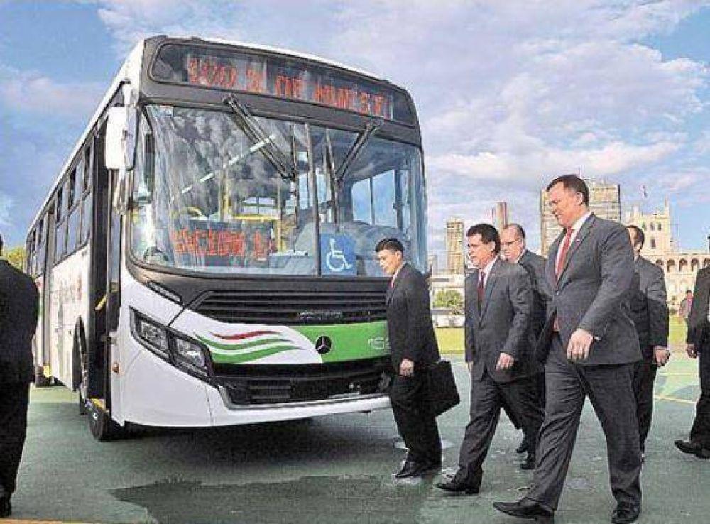 Nuevos ómnibus con aire transportarían a Obispos a encuentros
