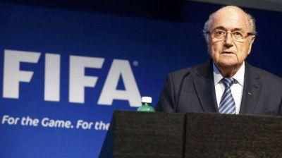 La FIFA elegir�a al sucesor de Joseph Blatter en diciembre
