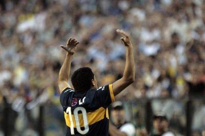 Los hinchas de Boca disfrutar�n una vez m�s a Juan Rom�n Riquelme en la Bombonera