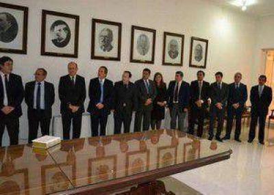 Diputados designó sus representantes para el Jury de Enjuiciamiento