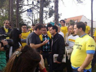 Federico Gelay: �Esta es una alianza para que se termine la gesti�n actual�