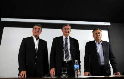 El peronista y el radical se comprometieron a generar políticas públicas