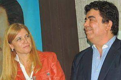 Espinoza anunció a su candidata en La Matanza y mandó a la