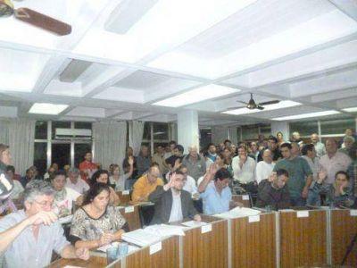 "Heredia: ""El Ejecutivo municipal no controla y no le interesa"" el tema"