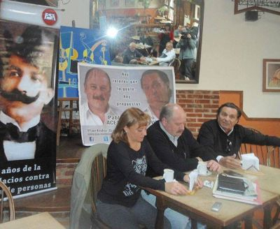 El PSA presentó precandidatos en Mar del Plata