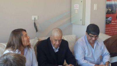 """Arcando destacó el gesto de Garramuño """"demuestra su generosidad para priorizar el futuro de la provincia"""""""