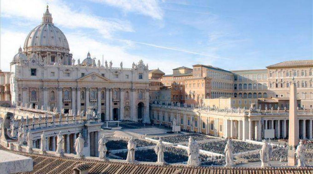 Vaticano y Estados Unidos firman acuerdo por mayor transparencia financiera