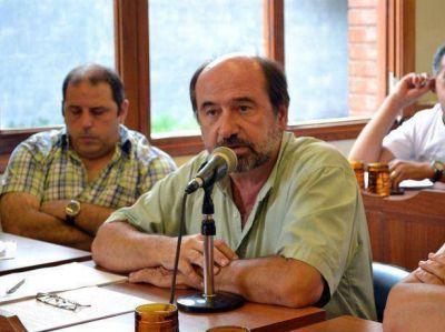Salas justificó su pedido de licencia para dedicarse a la campaña electoral