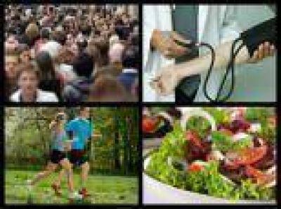 Berisso: Prevención de Diabetes a través de adopción de estilos de vida saludables