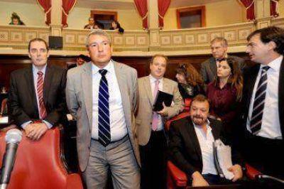 Repercusión legislativa de la caída de Massa