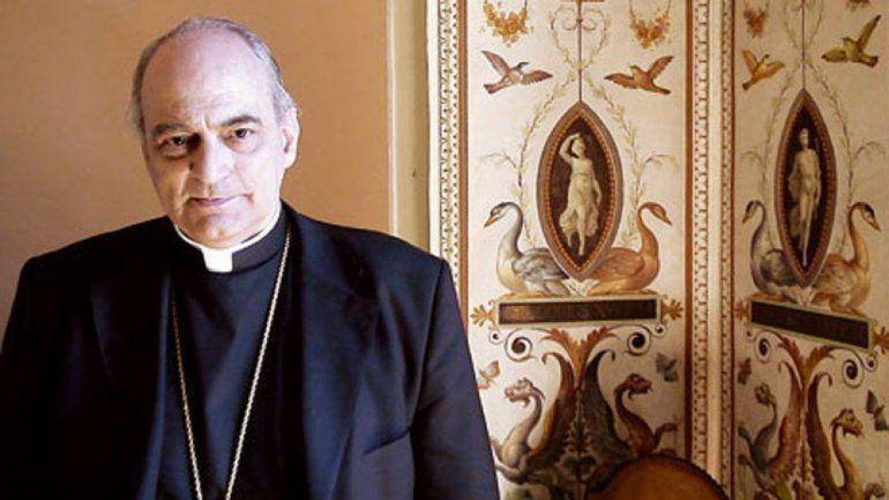 El Vaticano suspendió un contrato con la Conmebol y la AFA