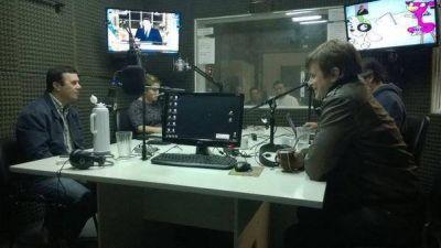 ROY L�PEZ MOLINA: �EL SOCIALISMO NO NOS VA A DEJAR GOBERNAR TRANQUILOS�