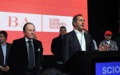 Elecciones 2015: Scioli lanzó al