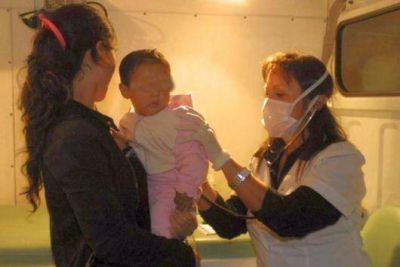 Detectan caso de meningitis en niño de 3 años que fue tratado y evoluciona favorablemente