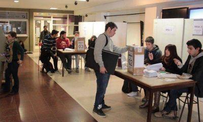 Aumentó la participación en elecciones UNC