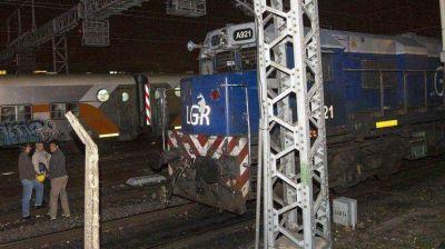 Choque de trenes: liberaron al motorman y al ayudante y ordenaron detener a un guarda
