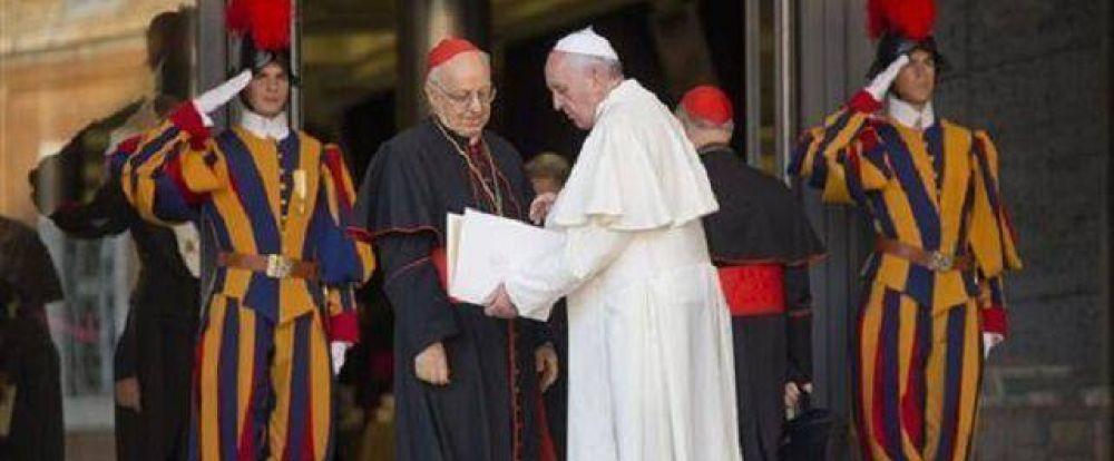 El Papa Francisco avanza con el C 9 en la reforma de la curia romana