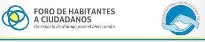 Las elecciones presidenciales: Debate del foro de habitantes a ciudadanos junto a Mons. Arancedo y Mons. Casaretto