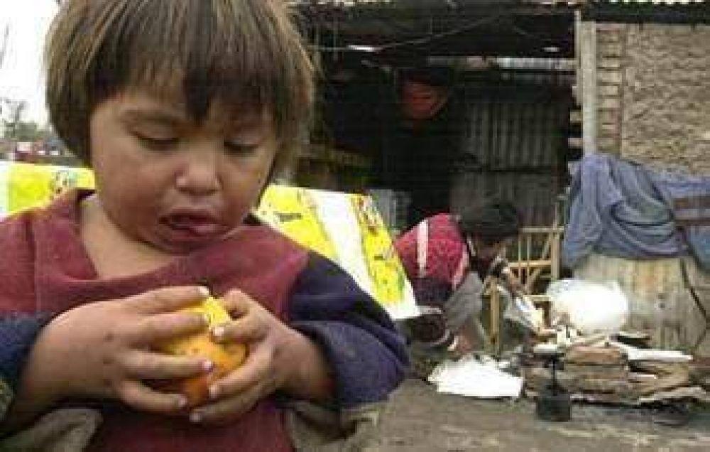 La UCA reiteró que la pobreza en la Argentina es del 27 por ciento