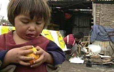 La UCA reiter� que la pobreza en la Argentina es del 27 por ciento