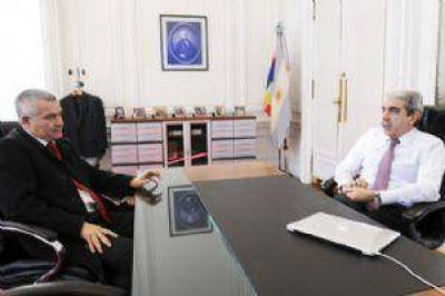 Goicoechea se reunió con Fernández y Cantera Popular le contestó a Gonzalo Diez