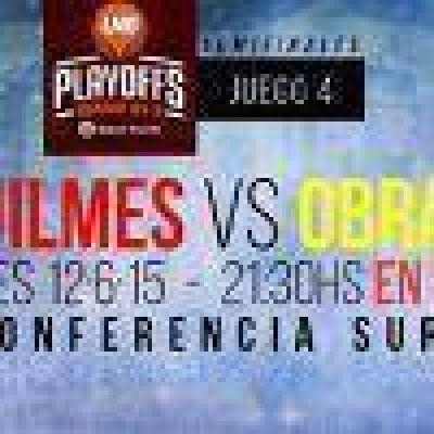 Quilmes busca el quinto juego frente a Obras