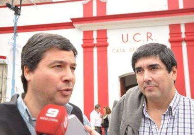 Zavallo y Fuertes deberían optar entre Cambiemos o Sergio Massa